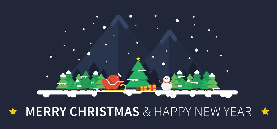 LivingLogic - Schöne Feiertage und einen guten Rutsch ins Neue Jahr